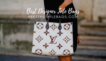 17 Model Designer Tote Bags That Are Perfect for Your Everyday Needs