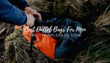 20 Best men's leather weekend bag