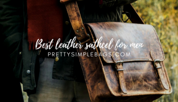 The 7 Best Leather Satchels For Men in 2021