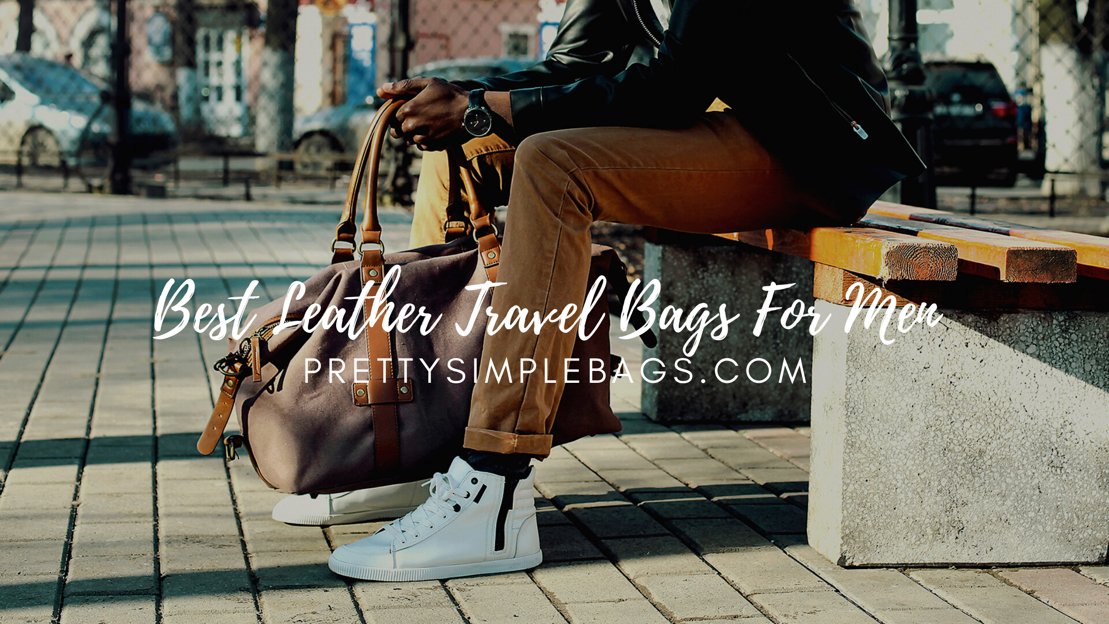 best leather travel bags for men