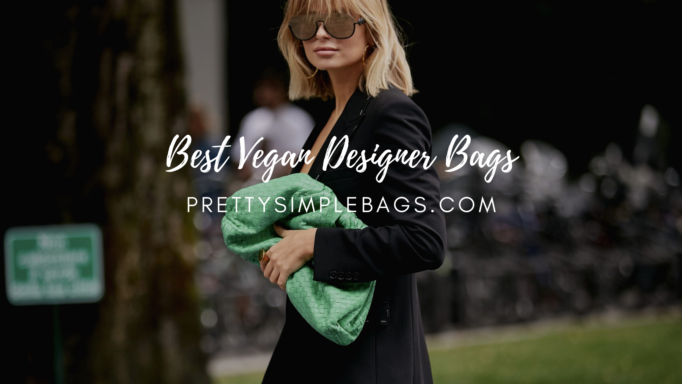best vegan designer bags