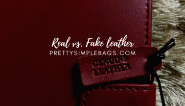 A Look at some of the Differences Between Real and Fake Leather