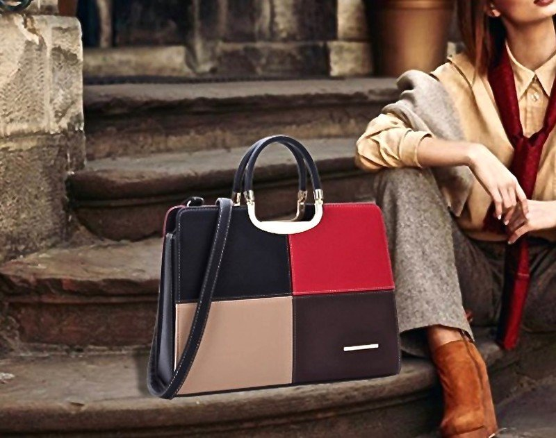 the daily leather laptop bag