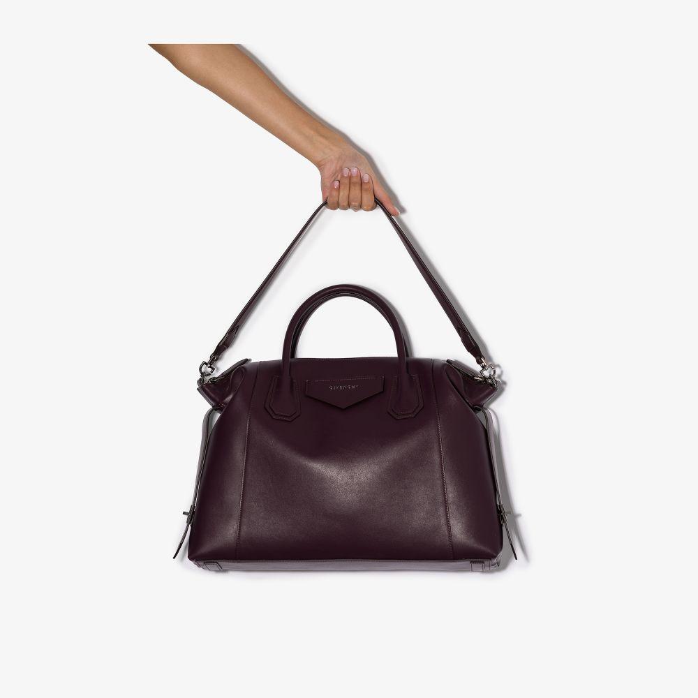 the medium antigona soft leather tote by givenchy