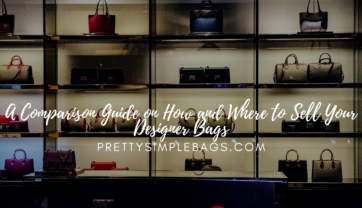 A Comparison Guide on How and Where to Sell Your Designer Bags